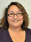Denise Calderon - Receptionist and Office Manager